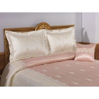 Perfecto Home Princess Çift Kişilik Yatak Örtüsü