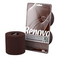 Renova 2 li Toilet Paper 2rlx18 Crystal - Kahverengi