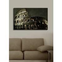 TabloModern Kolezyum Roma Kanvas Tablo 45x70 cm