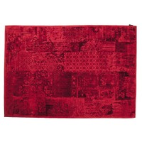 My Home My Home Patchwork Kırmızı Halı | 120x180 cm