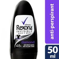 Rexona Deodorant Roll On Invısıble Dıamond 50 ml