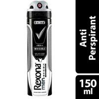 Rexona Deodorant Sprey Invısıble Black Whıte 150 ml