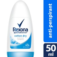 Rexona Deodorant Roll On Cotton 50 ml