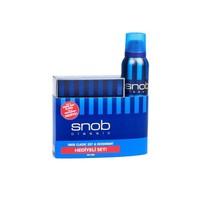 Snob Clasic Bay Kofre 100 Ml+150 Ml