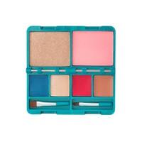 Pastel Jetset Mini Make Up Set No:1 Blue Velvet