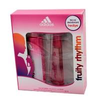 Adidas Fruity Rhythm Edt 50 Ml Kadın Parfüm +150 Ml Kadın Deodorant Set