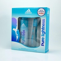 Adidas Pure Lightness Bayan Parfüm 50 Ml+150 Ml Deo Set