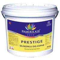 Pamukkale Prestige Silikonlu Dış Cephe Boyası 3 Kg