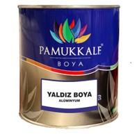 Pamukkale Aliminyum Yaldız Soba Boyası 0.75 Kg