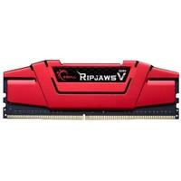 G.Skill RipjawsV Kırmızı 16GB 2400MHz DDR4 Ram F4-2400C15S-16GVR