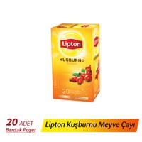 Lipton Kusburnu 2,50 gr 20 'li Bardak Poşet Çay