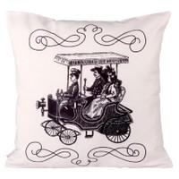 Cushion Design White Phaeton