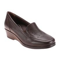 Polaris 5 Nokta 52.107537.Z Kahverengi Kadın Deri Ayakkabı
