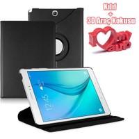 CoverZone Samsung Galaxy Tab A T560 Kılıf Siyah