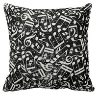 Beauty-Crafts Dekoratif Yastık Grunge Notes