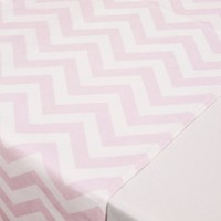 Beauty-Crafts Pembe Zigzag 40x145 cm
