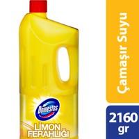Domestos Yoğun KıvaMLı Çamaşır Suyu Limon Ferahlığı 2160 gr