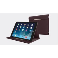 Logitech iPad Air Kılıf Turnaround Midnight Red