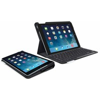 Logitech Type+ Keyboard Folio for iPad Air - Carbon Black TR