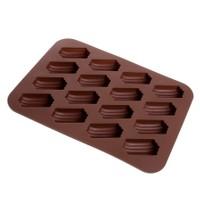 Patisse Madelin Çikolata Kalıbı 16 lı Silikon