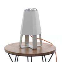 Bucca Design Lubet Mini Masa Lambası - Beyaz
