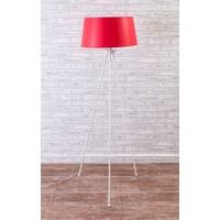 Limbo Home Metal Tripod Lambader - Kırmızı Şapka