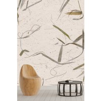 Pidekorasyon Desenli Duvar Kağıdı - 2124