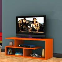 Rafline Optimum Tv Ünitesi - Portakal