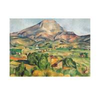 ARTİKEL Mount Sainte-Victoire 50x70 cm KS-1198