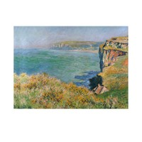ARTİKEL Cliff at Grainval 50x70 cm KS-1159