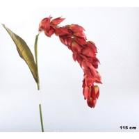 Yedifil Sarkık Kırmızı Yapay Çiçek