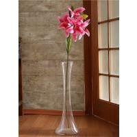 Yedifil Lilyum Fuşya Yapay Çiçek