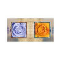 ARTİKEL All My Friends 2 Parça Kanvas Tablo 80x40 cm KS-603