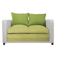 Minderim Soli Kanepe Krem - Sarı - Yeşil