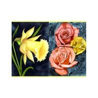 ARTİKEL Beautiful Colors 2 Parça Kanvas Tablo 80x100 cm KS-424