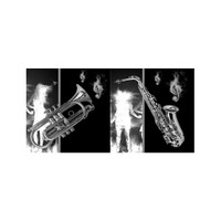 ARTİKEL Musical 2 Parça Kanvas Tablo 80x40 cm KS-532