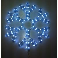 Hizmark 35X35 Kartanesi Ledli Yılbaşı Süsü Beyaz Işık