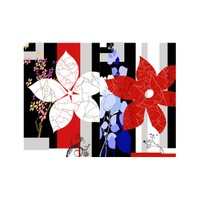 ARTİKEL WhiteRed 2 Parça Kanvas Tablo 80x100 cm KS-423