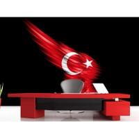Artmodel Türk Bayrağı Poster Duvar Kağıdı PDA-16