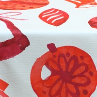 Cushion Design Yılbaşı Süsler Runner