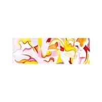 ARTİKEL Wavy Lines 3 Parça Kanvas Tablo 40X120 Cm KS-669