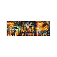 ARTİKEL Lovely Day 3 Parça Kanvas Tablo 40X120 Cm KS-767