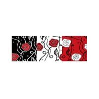 ARTİKEL Brave 3 Parça Kanvas Tablo 120x40 Cm KS-348