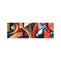 ARTİKEL After Ventus 3 Parça Kanvas Tablo 40X120 Cm KS-671