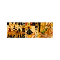 ARTİKEL Combination 3 Parça Kanvas Tablo 40x120 Cm KS-868