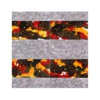 ARTİKEL Drops Float 4 Parça Kanvas Tablo 70x70 cm KS-814