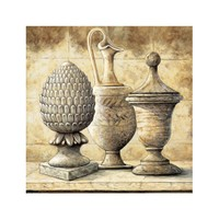 ARTİKEL Siren Song 4 Parça Kanvas Tablo 70x70 cm KS-187
