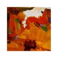 ARTİKEL Orange Life 4 Parça Kanvas Tablo 70x70 cm KS-235