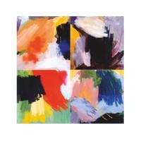 ARTİKEL Romantic Harmony 4 Parça Kanvas Tablo 70x70 cm KS-714