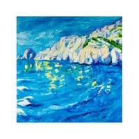 ARTİKEL Dreamers 4 Parça Kanvas Tablo 70x70 cm KS-322